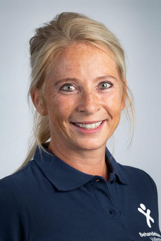Ingrid van Veldhoven, ergotherapeut en neuromusculair triggerpointtherapeut. Betrokken bij Multidisciplinaire samenwerking kwetsbare ouderen en ParkinsonNet.