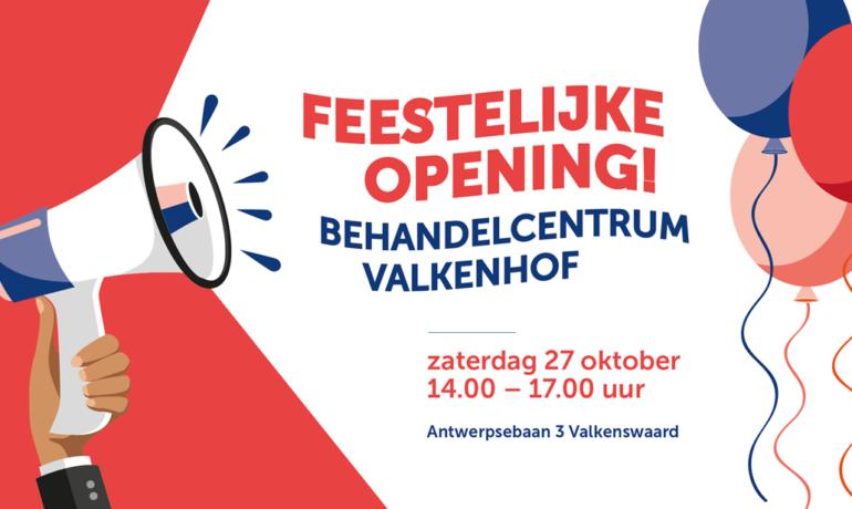 Opening Behandelcentrum Valkenhof